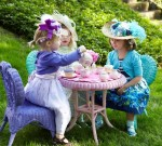 tea party for little girls